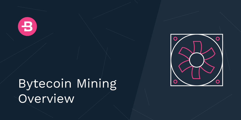 Bytecoin Mining Overview