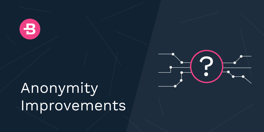 Anonymity Improvements