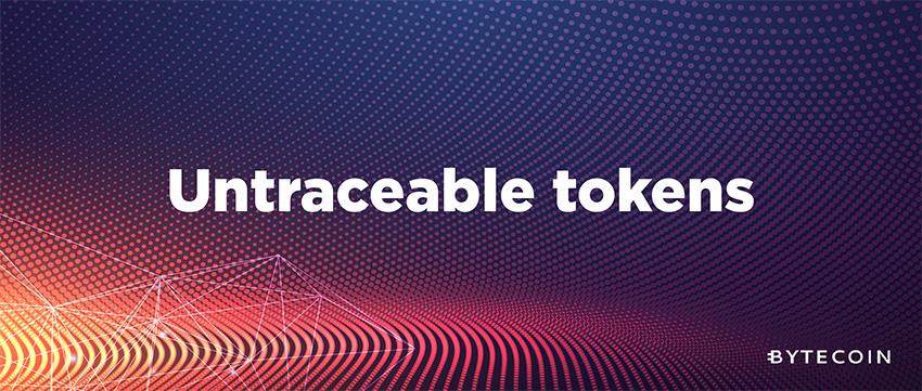 Untraceable Tokens
