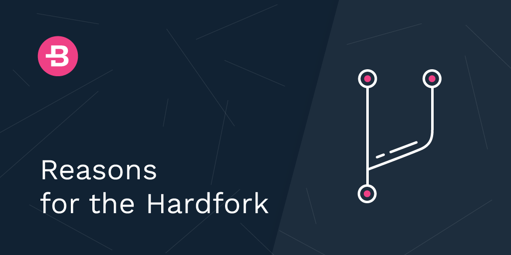 Reasons for the Hardfork